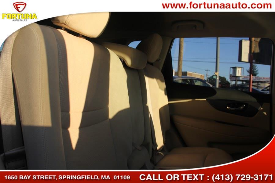 Used Nissan Rogue SV 4dr AWD 2016   Fortuna Auto Sales Inc.. Springfield, Massachusetts