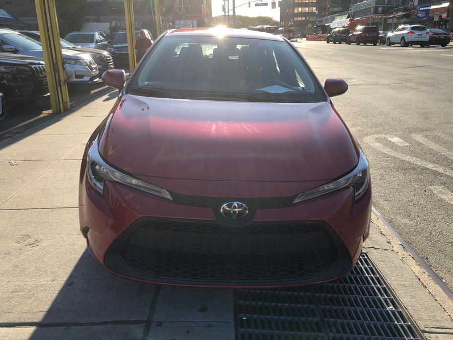 Used Toyota Corolla LE CVT (Natl) 2020 | Queens Best Auto, Inc.. Jamaica, New York