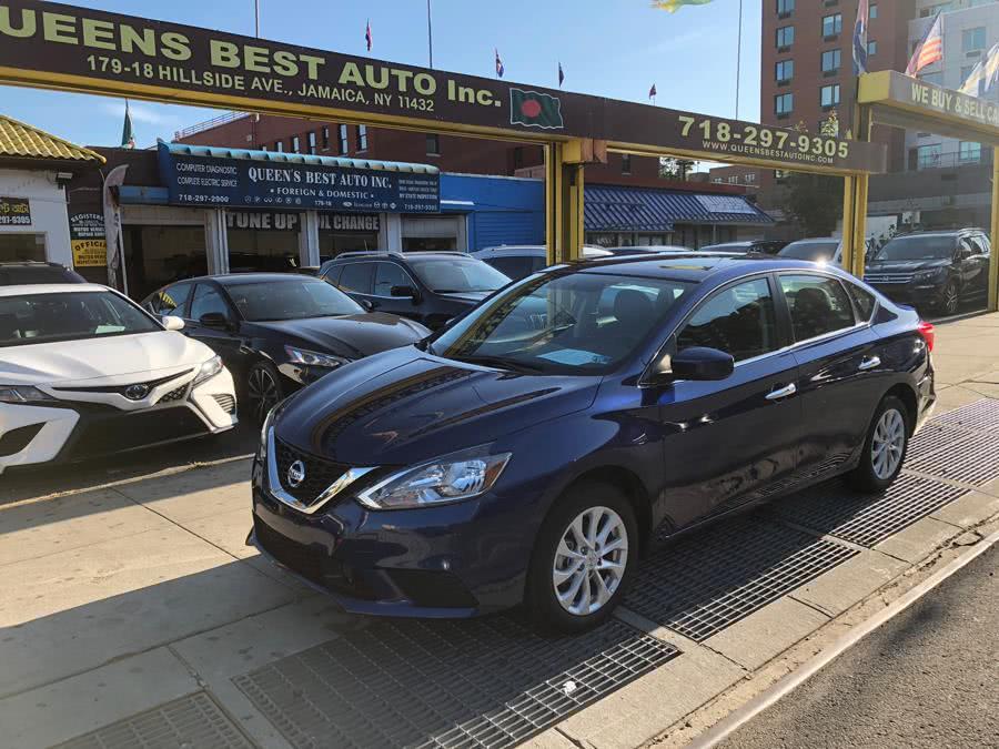 Used 2019 Nissan Sentra in Jamaica, New York   Queens Best Auto, Inc.. Jamaica, New York