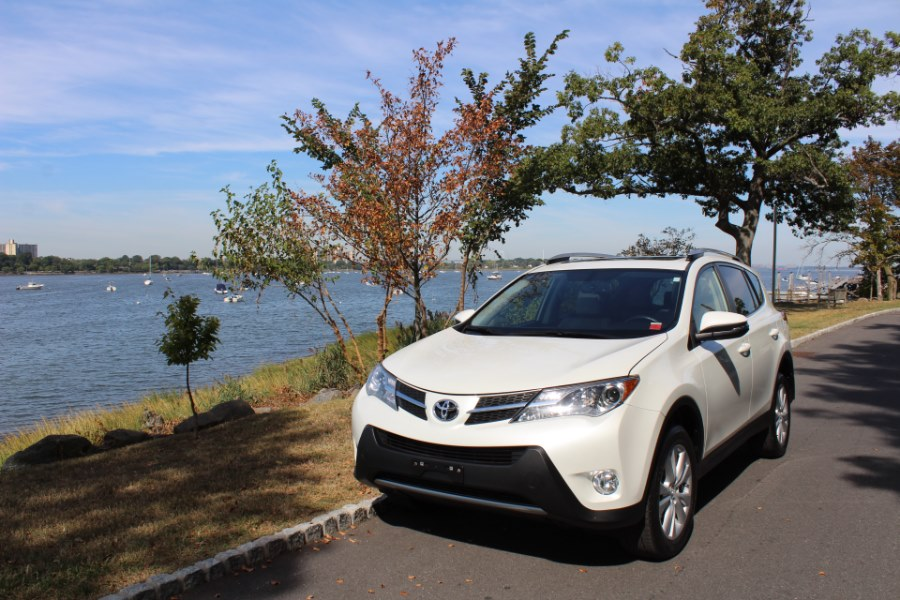 2014 Toyota RAV4 AWD 4dr Limited, available for sale in Great Neck, NY