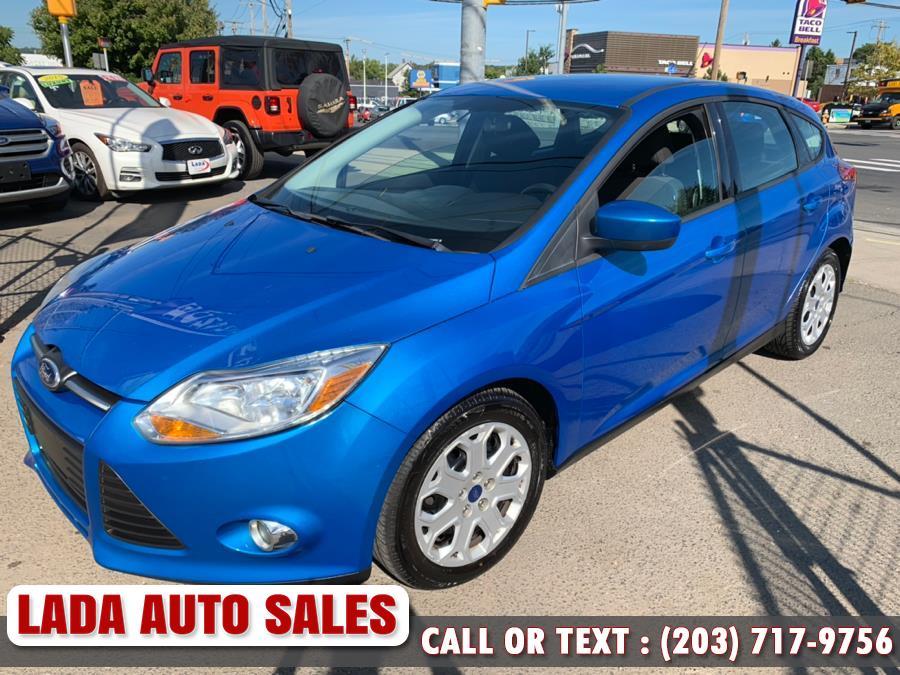2012 Ford Focus 5dr HB SE, available for sale in Bridgeport, Connecticut | Lada Auto Sales. Bridgeport, Connecticut