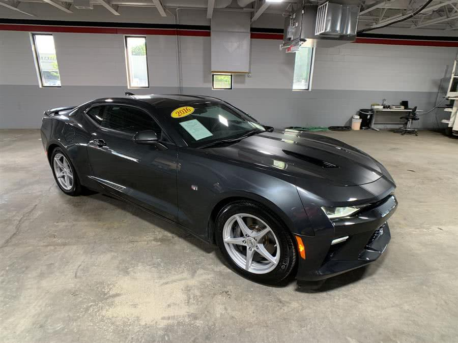Used Chevrolet Camaro 2dr Cpe SS w/1SS 2016 | Wiz Leasing Inc. Stratford, Connecticut