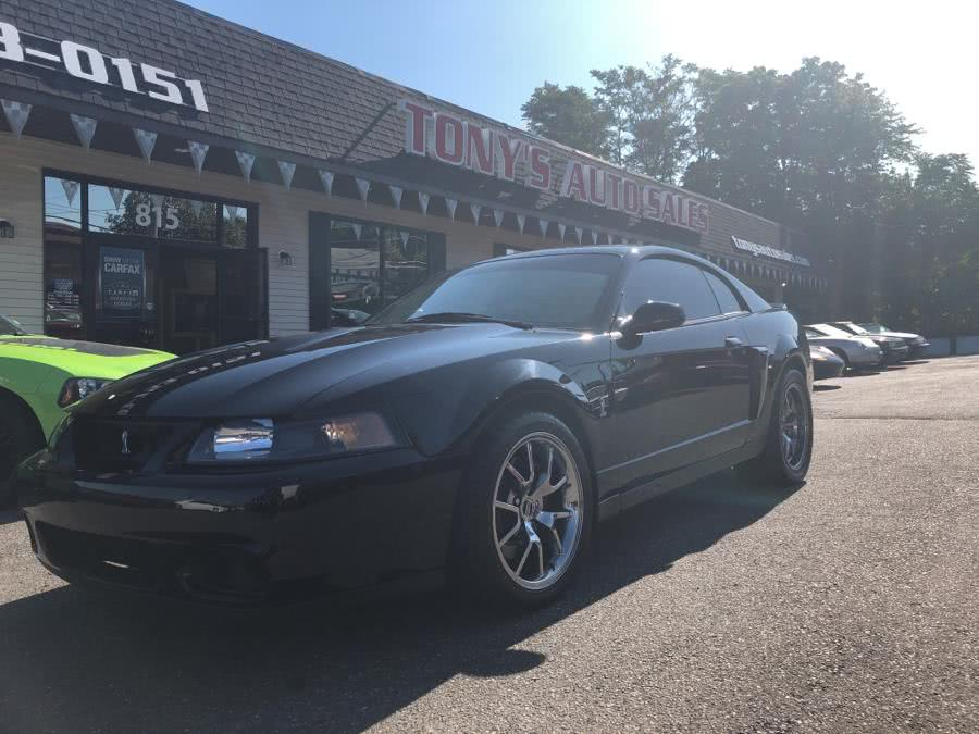 Used 2003 Ford Mustang in Waterbury, Connecticut | Tony's Auto Sales. Waterbury, Connecticut