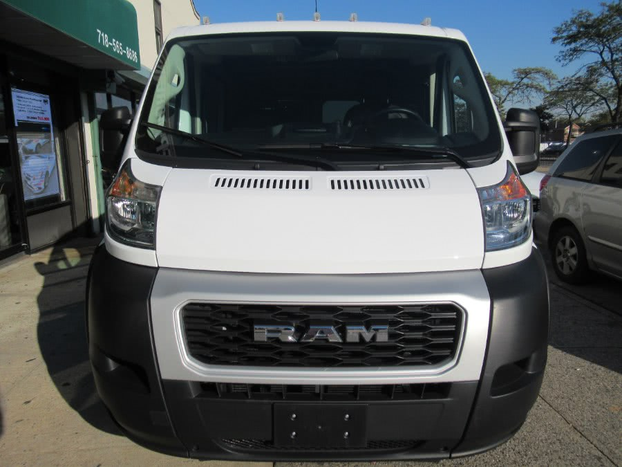 Used Ram ProMaster Cargo Van 1500 Low Roof 136