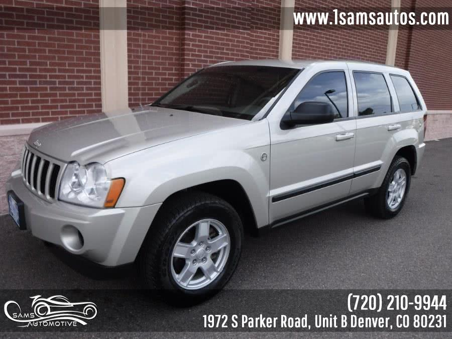 Used 2007 Jeep Grand Cherokee in Denver, Colorado | Sam's Automotive. Denver, Colorado