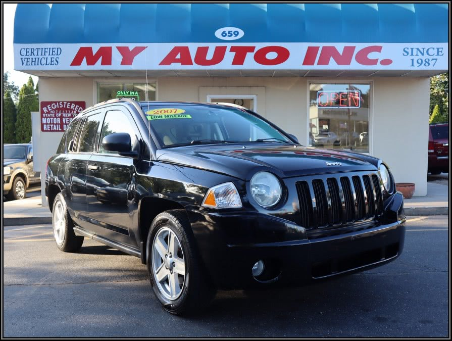 Used 2007 Jeep Compass in Huntington Station, New York | My Auto Inc.. Huntington Station, New York