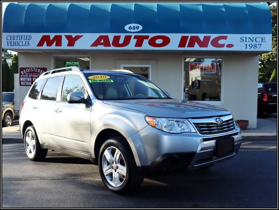 Used 2010 Subaru Forester in Huntington Station, New York | My Auto Inc.. Huntington Station, New York