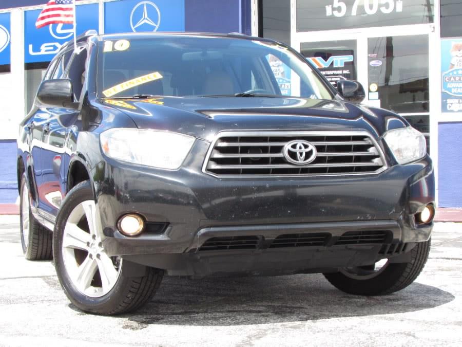 Used 2010 Toyota Highlander in Orlando, Florida | VIP Auto Enterprise, Inc. Orlando, Florida
