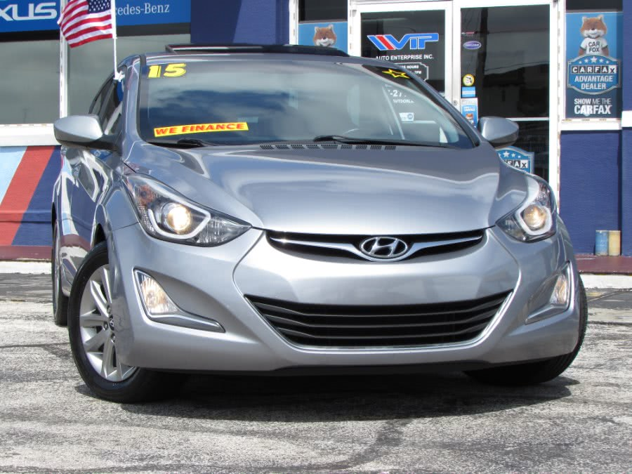 Used Hyundai Elantra 4dr Sdn Auto SE (Alabama Plant) 2015 | VIP Auto Enterprise, Inc. Orlando, Florida