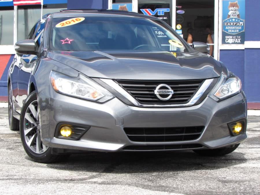 Used Nissan Altima 4dr Sdn I4 2.5 SV 2016 | VIP Auto Enterprise, Inc. Orlando, Florida