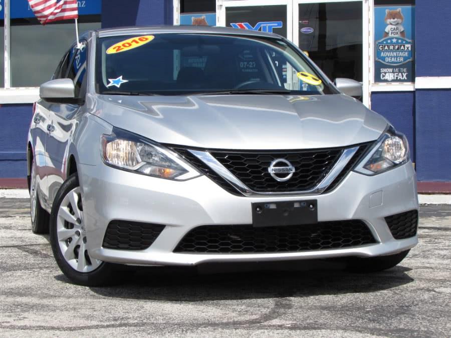 Used 2016 Nissan Sentra in Orlando, Florida | VIP Auto Enterprise, Inc. Orlando, Florida