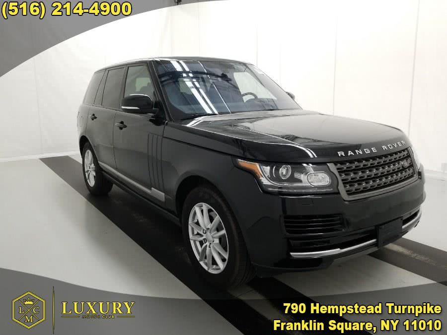 2016 Land Rover Range Rover 4WD 4dr, available for sale in Franklin Square, New York | Luxury Motor Club. Franklin Square, New York
