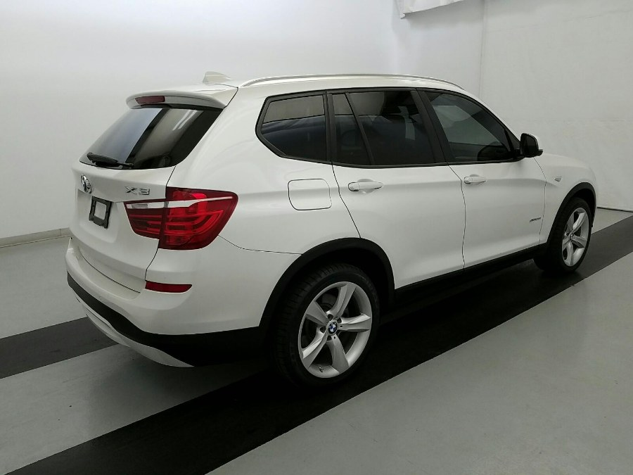 2017 BMW X3 sDrive28i Sports Activity Vehicle, available for sale in Franklin Square, New York | Luxury Motor Club. Franklin Square, New York