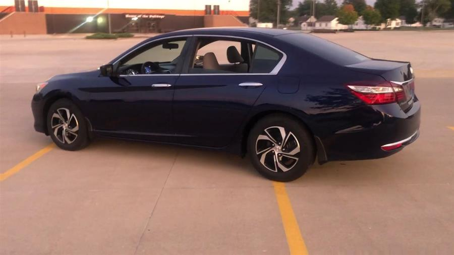 Used Honda Accord Sedan 4dr I4 CVT LX 2016 | Josh's All Under Ten LLC. Elida, Ohio