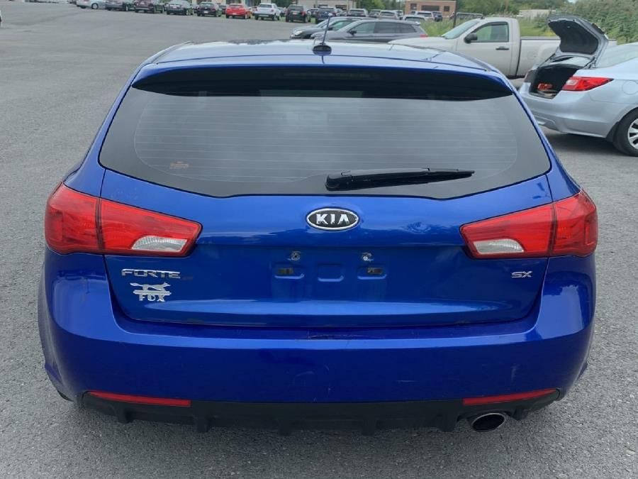 2012 Kia Forte 5-Door 5dr HB SX, available for sale in Wallingford, Connecticut   G&M Auto Sales. Wallingford, Connecticut
