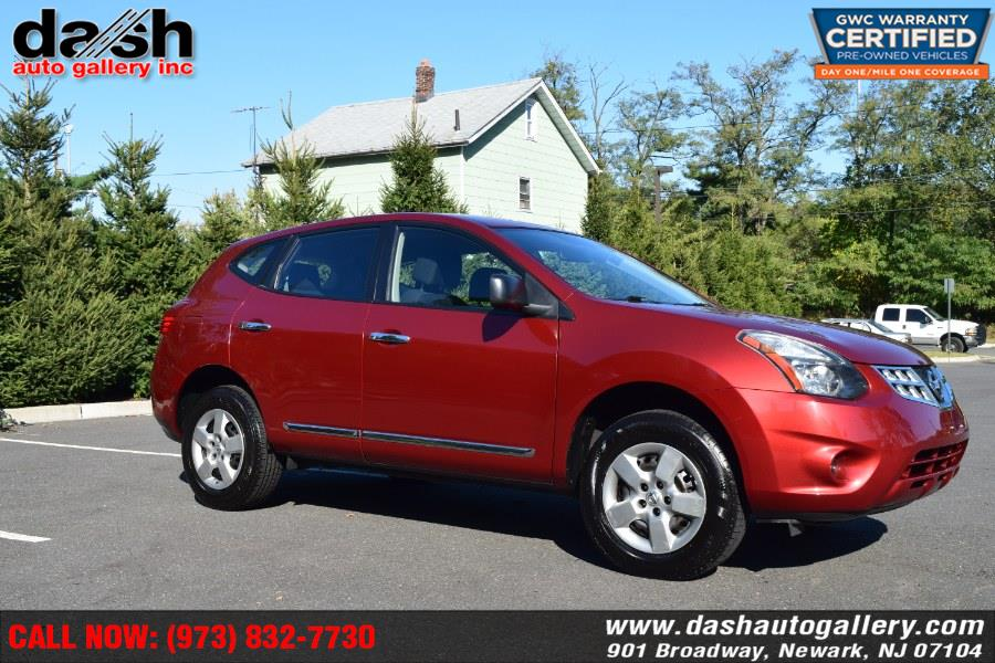 2014 Nissan Rogue Select AWD 4dr S, available for sale in Newark, New Jersey | Dash Auto Gallery Inc.. Newark, New Jersey