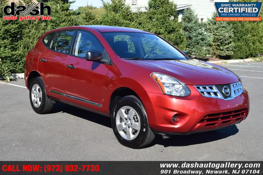 Used 2014 Nissan Rogue Select in Newark, New Jersey | Dash Auto Gallery Inc.. Newark, New Jersey