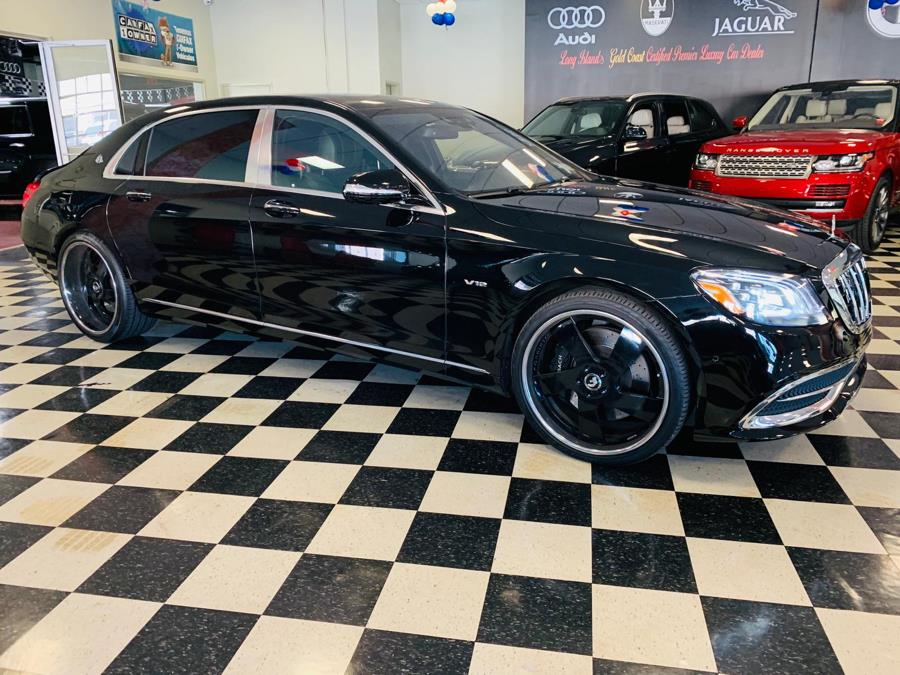 Used Mercedes-Benz S-Class 4dr Sdn Maybach S 600 RWD 2016 | Northshore Motors. Syosset , New York