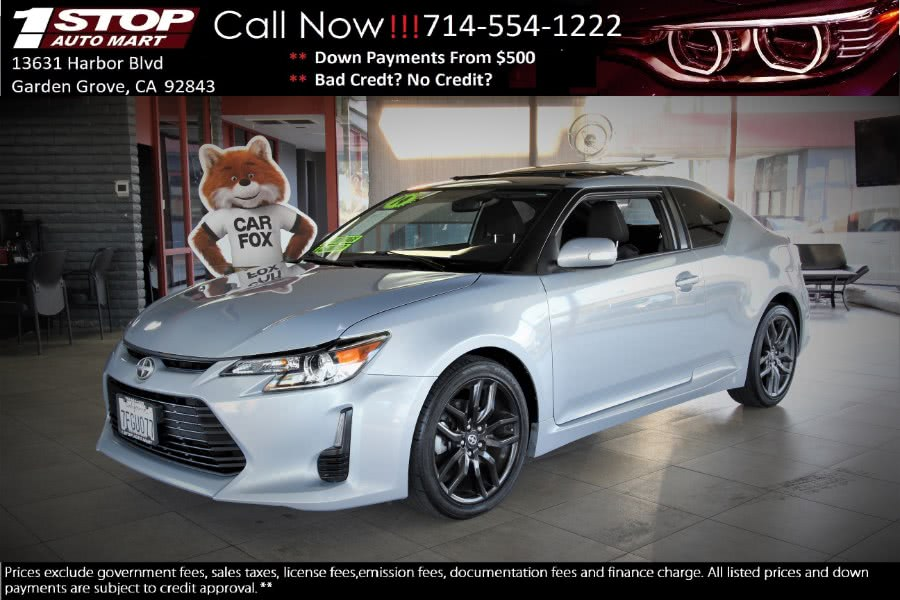 Used 2014 Scion tC in Garden Grove, California | 1 Stop Auto Mart Inc.. Garden Grove, California