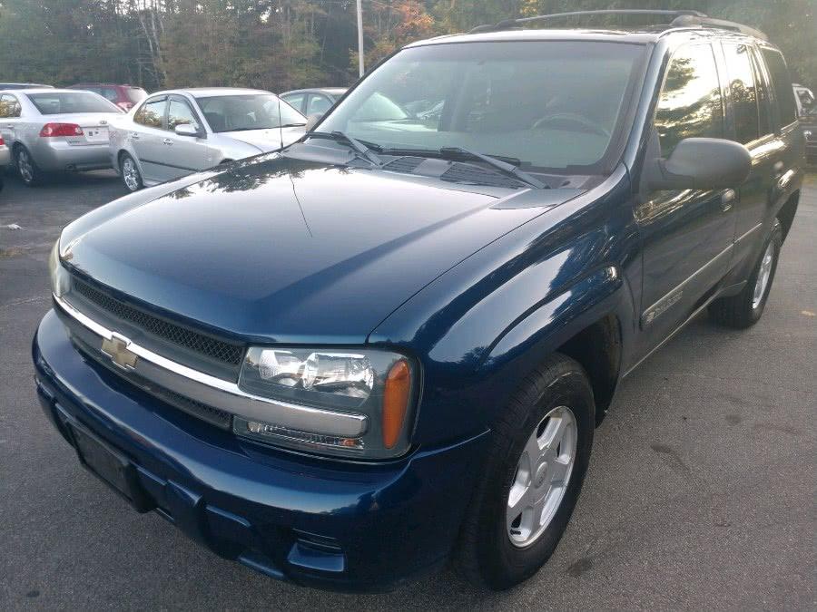 Used 2003 Chevrolet TrailBlazer in Auburn, New Hampshire | ODA Auto Precision LLC. Auburn, New Hampshire