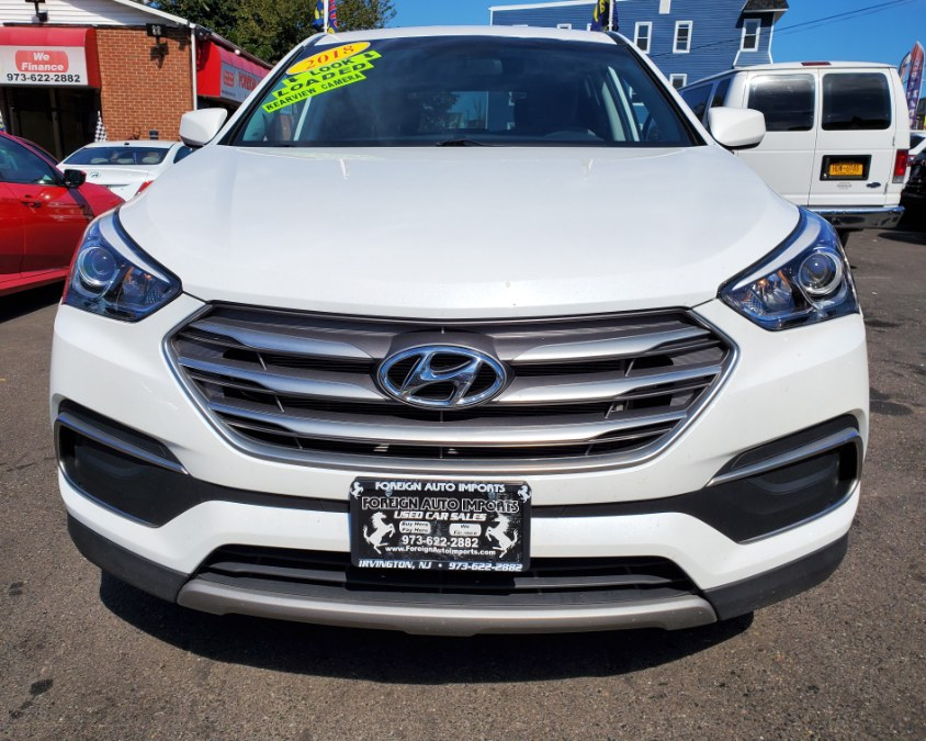 2018 Hyundai Santa Fe Sport 2.4L Auto, available for sale in Irvington, New Jersey | Foreign Auto Imports. Irvington, New Jersey
