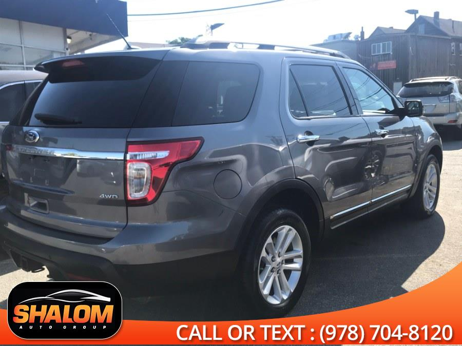 2013 Ford Explorer XLT, available for sale in South Lawrence, Massachusetts | Shalom Auto Group LLC. South Lawrence, Massachusetts