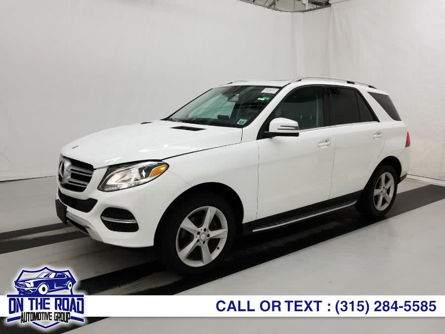 Used 2016 Mercedes-Benz GLE in Bronx, New York | On The Road Automotive Group Inc. Bronx, New York