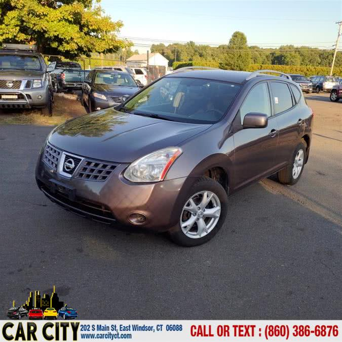 Used 2009 Nissan Rogue in East Windsor, Connecticut | Car City LLC. East Windsor, Connecticut