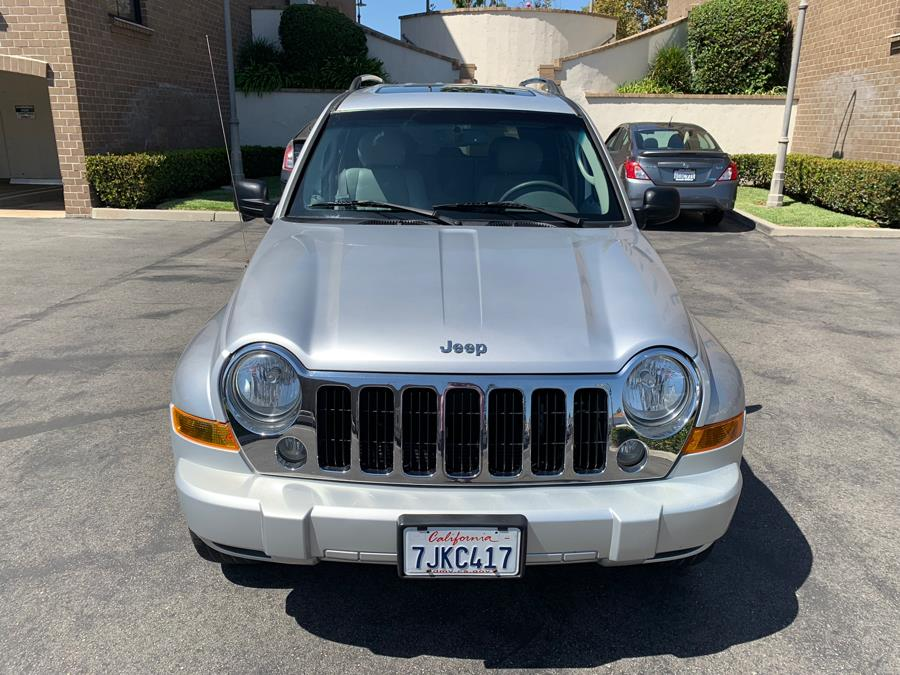 2007 Jeep Liberty 2WD 4dr Limited, available for sale in Lake Forest, California | Carvin OC Inc. Lake Forest, California