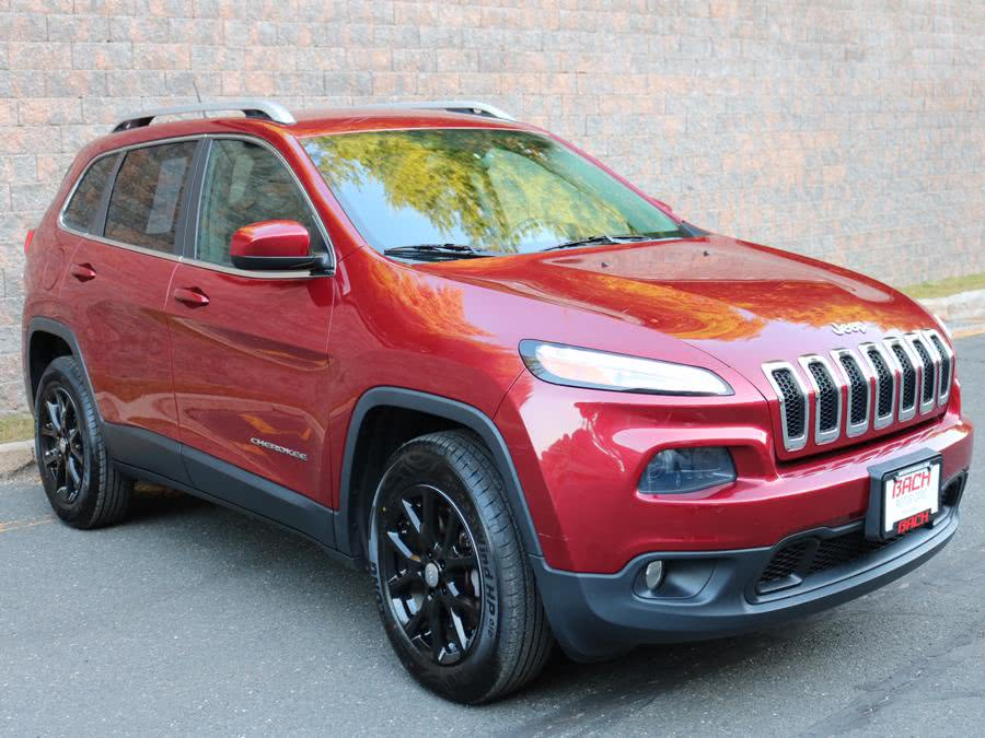 Used 2015 Jeep Cherokee in Canton , Connecticut | Bach Motor Cars. Canton , Connecticut