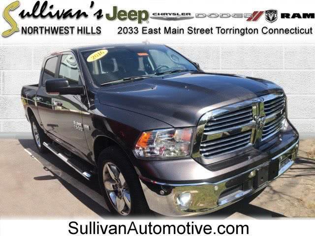 Used Ram 1500 Big Horn 2016 | Sullivan Automotive Group. Avon, Connecticut
