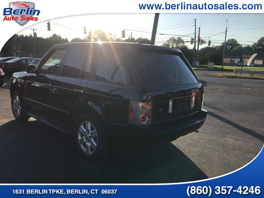 2005 Land Rover Range Rover 4dr Wgn HSE, available for sale in Berlin, Connecticut | Berlin Auto Sales LLC. Berlin, Connecticut