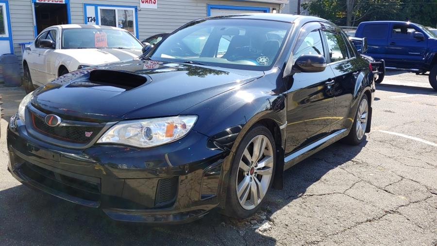 2013 Subaru Impreza Sedan WRX 4dr Man WRX STI, available for sale in Ansonia, CT