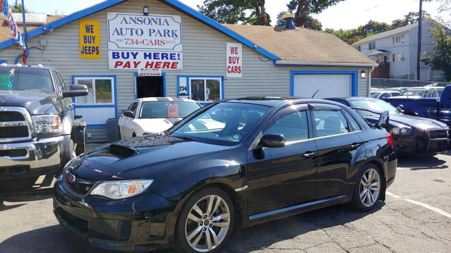 Used 2013 Subaru Impreza Sedan WRX in Ansonia, Connecticut