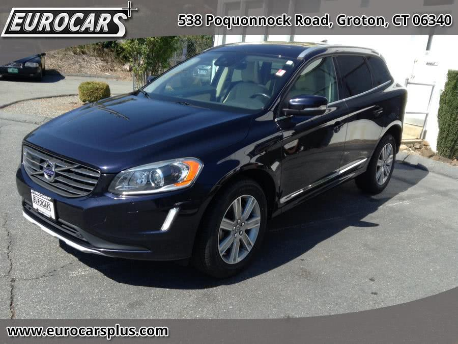 2016 Volvo XC60 AWD 4dr T6 Drive-E Platinum, available for sale in Groton, Connecticut | Eurocars Plus. Groton, Connecticut
