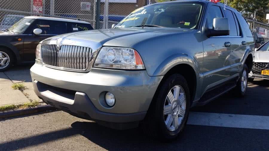 Used 2005 Lincoln Aviator in Bronx, New York | New York Motors Group Solutions LLC. Bronx, New York