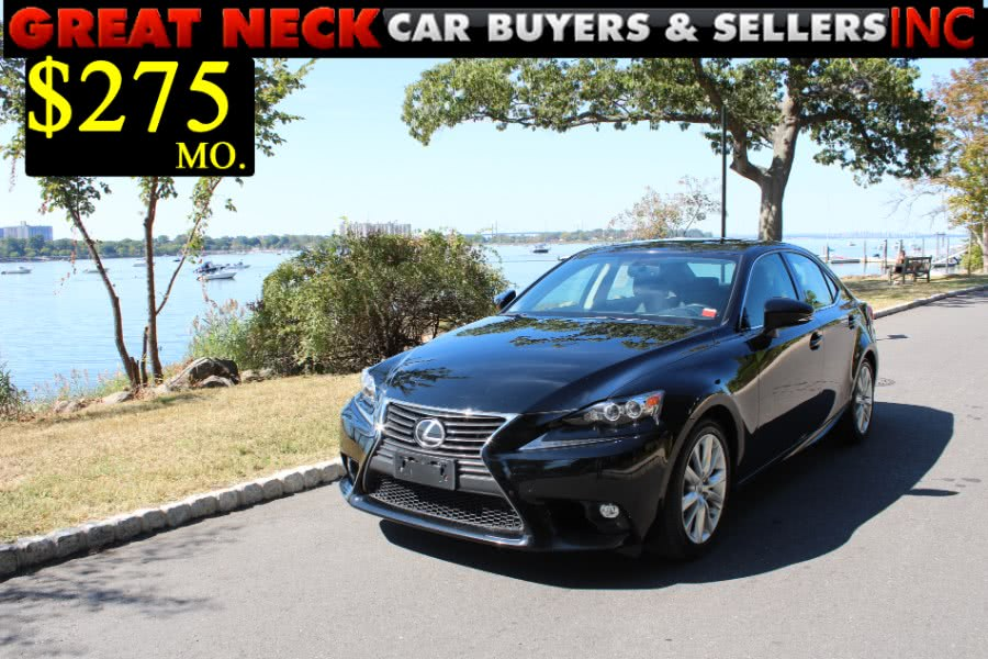 Used 2015 Lexus IS 250 in Great Neck, New York