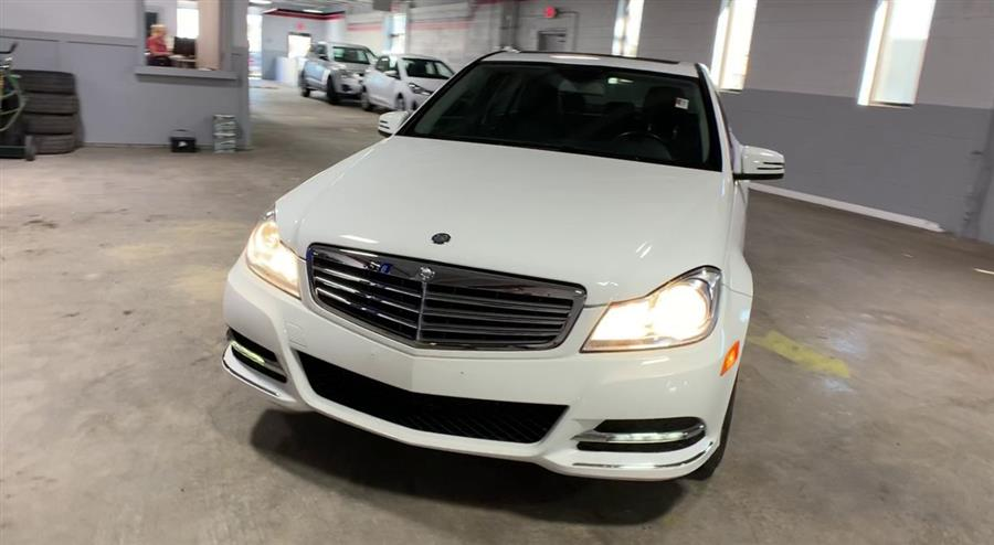Used Mercedes-Benz C-Class 4dr Sdn C300 Sport 4MATIC 2013   Wiz Leasing Inc. Stratford, Connecticut