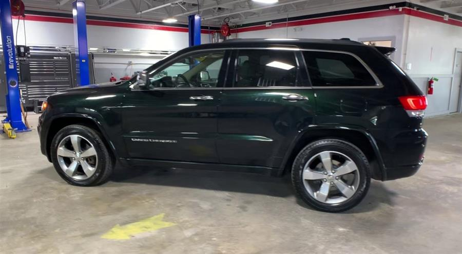Used Jeep Grand Cherokee 4WD 4dr Overland 2014 | Wiz Leasing Inc. Stratford, Connecticut