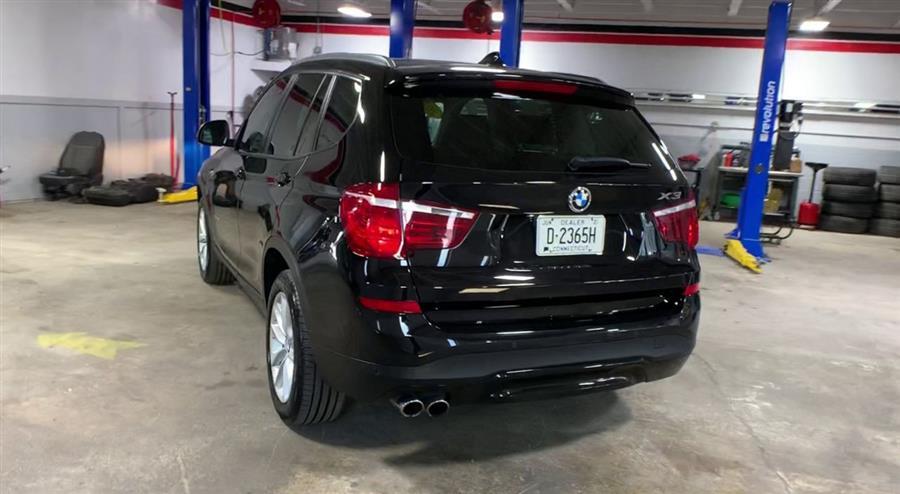 Used BMW X3 xDrive28i Sports Activity Vehicle 2017 | Wiz Leasing Inc. Stratford, Connecticut