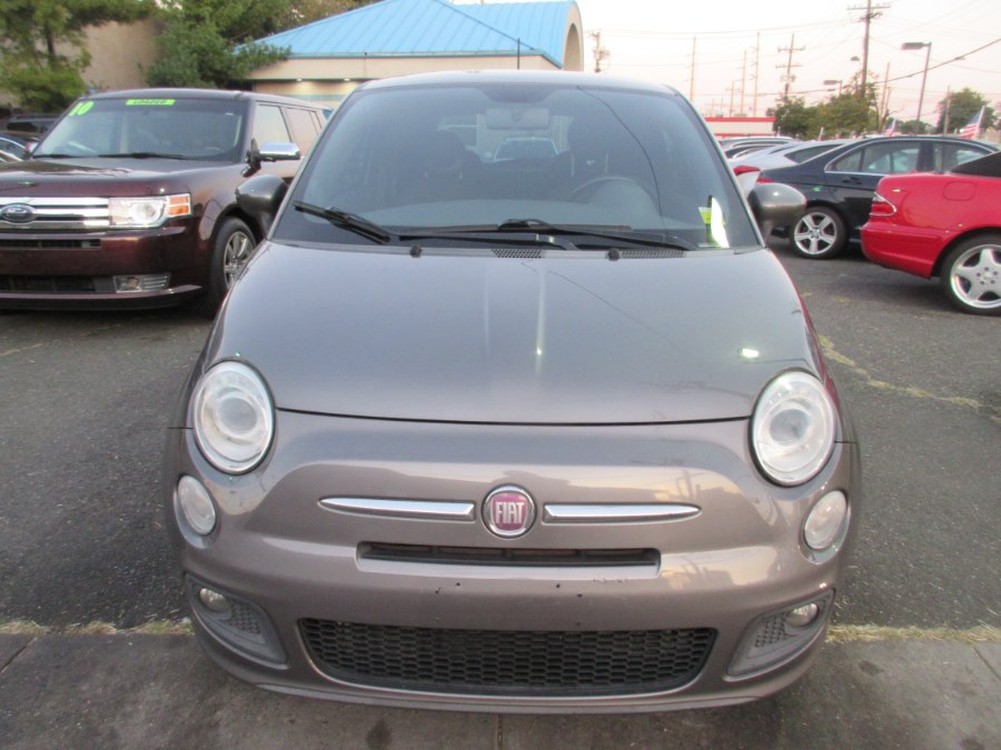 2012 FIAT 500 2dr HB Sport, available for sale in Lynbrook, New York   ACA Auto Sales. Lynbrook, New York
