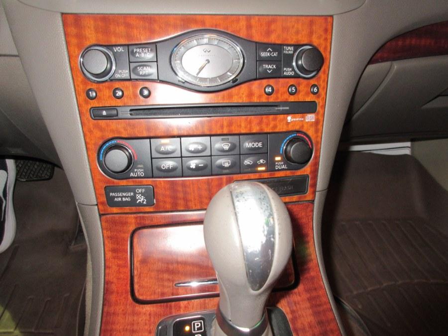 2007 Infiniti G35 Sedan 4dr Auto G35x AWD, available for sale in Lynbrook, New York | ACA Auto Sales. Lynbrook, New York