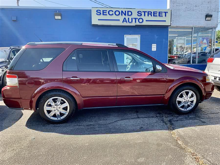 Used 2008 Ford Taurus x in Manchester, New Hampshire | Second Street Auto Sales Inc. Manchester, New Hampshire