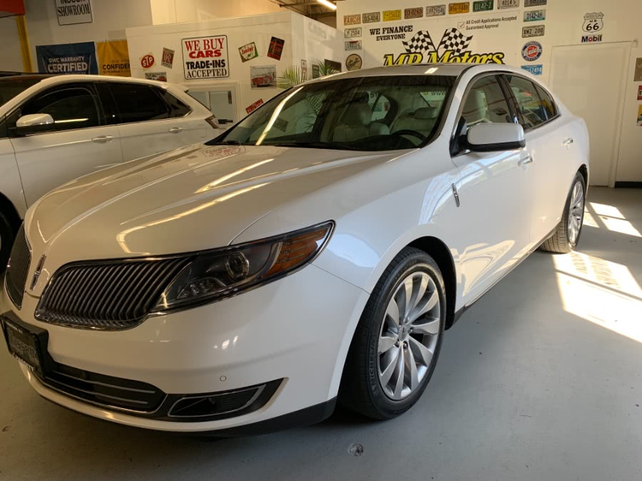 Used Lincoln MKS 4dr Sdn 3.7L AWD 2016 | MP Motors Inc. West Babylon , New York