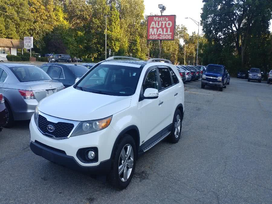 Used 2012 Kia Sorento in Chicopee, Massachusetts | Matts Auto Mall LLC. Chicopee, Massachusetts