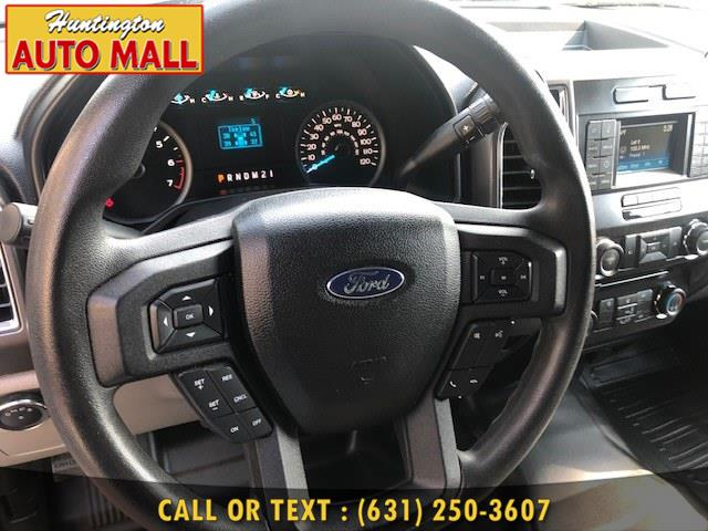 2015 Ford F-150 4WD SuperCrew 157