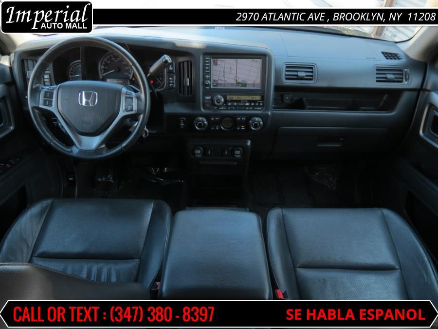 2014 Honda Ridgeline 4WD RTL w/Navi, available for sale in Brooklyn, New York | Imperial Auto Mall. Brooklyn, New York