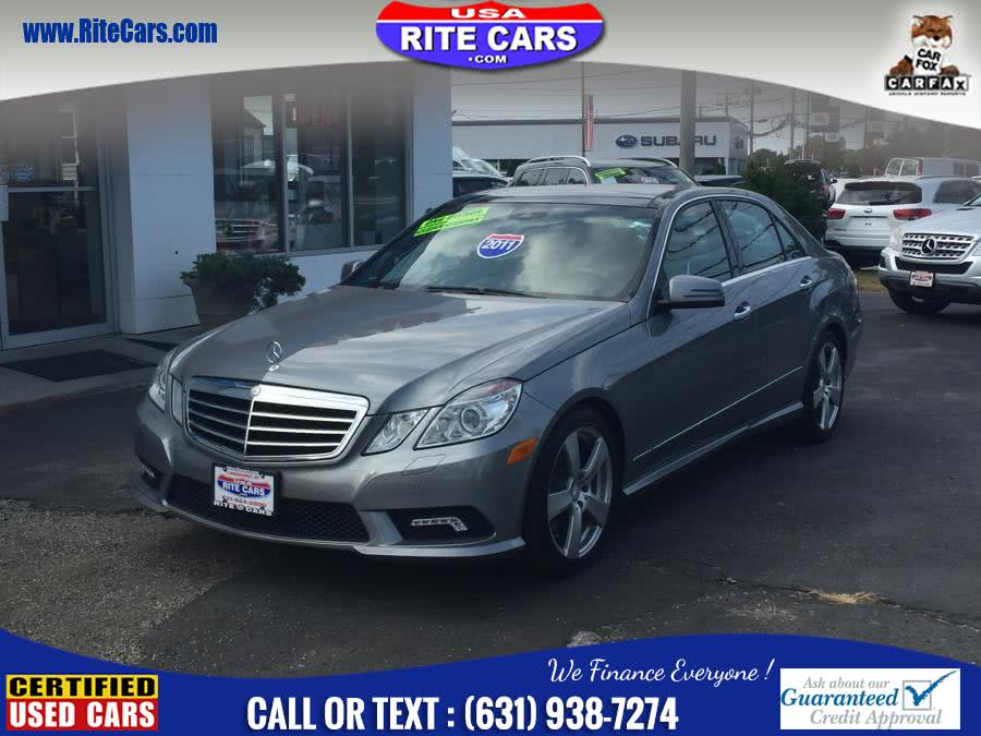 Used 2011 Mercedes-Benz E-Class in Lindenhurst, New York | Rite Cars, Inc. Lindenhurst, New York