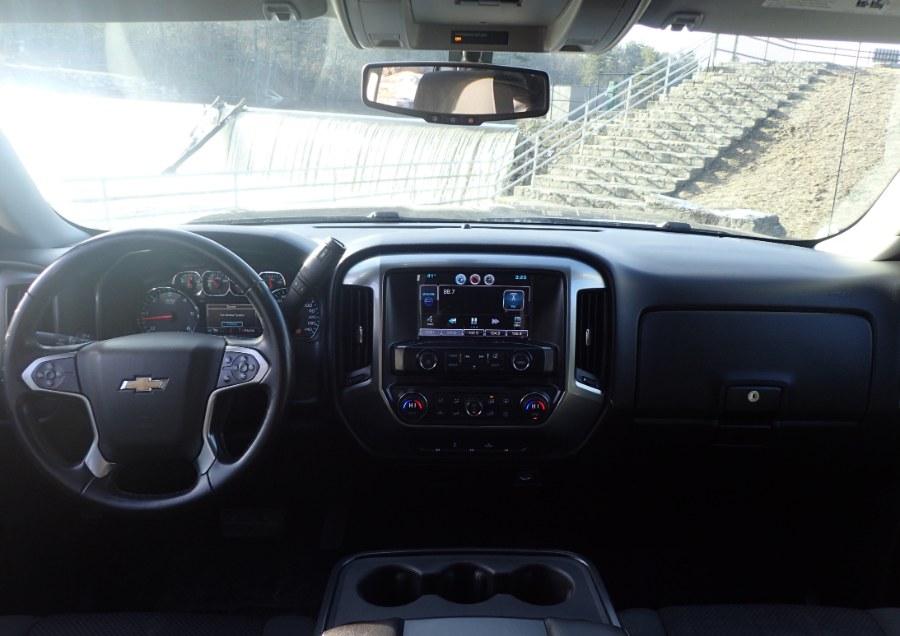 2015 Chevrolet Silverado 1500 Double Cab 143.5