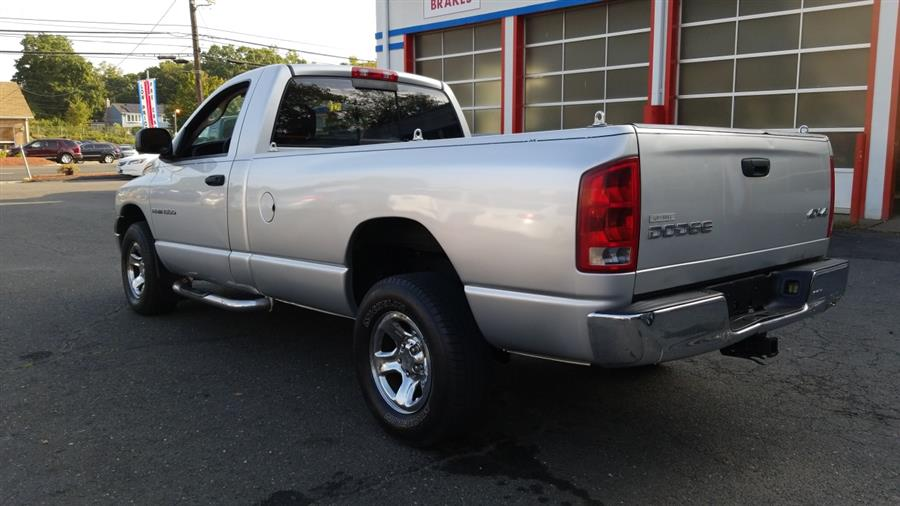 "2003 Dodge Ram 1500 2dr Reg Cab 140.5"" WB 4WD ST, available for sale in West Haven, CT"